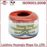 Twist Rope Type and PP Material PP twine for baling and binding