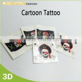 Custom kids temporary tattoo sticker, water transfer tattoos                                                                         Quality Choice