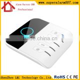 24 Wireless+4 Wired Defesen Zones Wireless WIFI Alarm System Support Control Home Appliance
