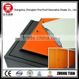 wall cladding office partition fireproof board fomica laminate wall cladding Decorative High-Pressure Laminates