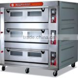PFMT.HTR90Q PERFORNI CE certification Hot sale Gas Pizza oven For Commercial use