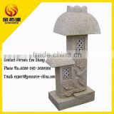 outdoor japanese stone lanterns