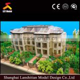 miniature scale architectural model provide by China maker