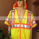 Reflective Safety Vest For Construction Traffic & Warehouse & Night Primary School Children'S Reflective Clothing