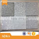 China outdoor cheap grey granite tiles with competitive price                                                                                                         Supplier's Choice