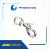 Branded Polished Dog Leash Snap Hook