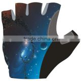 Cycling biking silicon gel pad 4color available half finger cycling gloves