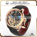 Luxury Switzerland movement tourbillon automatic mechanical men elegant watch wholesale factory