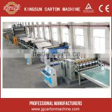 3/5/7 ply high-speed corrugated paperboard production line/carton machinery /automatic packing machine/cangzhou