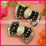latest fashion decorative bows ornaments for ladies shoes WSF-007                                                                         Quality Choice