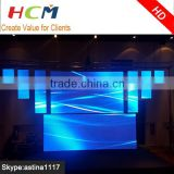 Indoor led video wall price rental p4.8 p3.9 stage backdrop led display screen