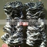4th of july item!Hot Design!!Chevron baby leg warmers wholesale so Adorable baby leg warmer