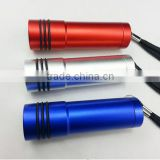 Emergency high bright mini LED Flashlight/Torch Light/CREE Flashlight with 3AAA