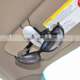 manufactory car Sunglasses/Glasses/Ticket/Card Holder Clip - Fits to Sun Visor auto glasses clip