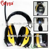 High Quality Radio FM/AM Electronic Hearing Protection Ear Muffs
