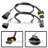 CNCH H11 (H8 or H9) Wire Harness for HID ballast to stock socket for HID Conversion Kit