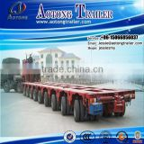 hydraulic multi-axles heavy duty trailer / modular trailer for transport heavy equipment