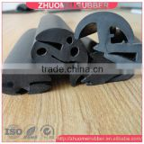closed car rear glass rubber gasket
