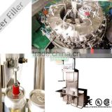 Small Automatic Beer Keg bottle or Can filling Machines