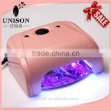 2015 Christmas Promotion Products!! Japanese nail art supplies wholesales 36w gel nail lamp LED nail dryer