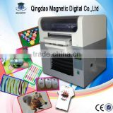 digital direct to garment printer/FCC standards black t-shirt printer