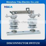 Wenzhou Yika IEC 12KV Switch-Disconnectors 630A 400A Isolation Switch 12KV Isolate Switch