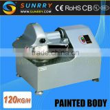 Super quality stainless steel used small bowl sausage cutter machine with CE approve                                                                         Quality Choice