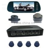7'' Parking Sensors Parking Guidance and Information System