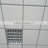 Perlite Decoration Acoustical Ceiling Panel Board