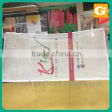 Cheap Fencing Materials Eyelet Fabric 100% Cotton banner printing