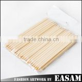 100 pcs wooden stick for nail art cuticle pusher remover                                                                         Quality Choice