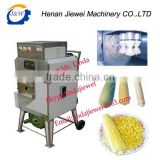 China factory supply sweet corn sheller machine/fresh corn seeds remover/frozen corn sheller