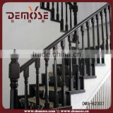 carved wood balustrade for staircase