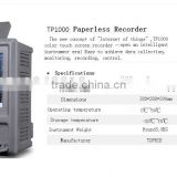 NAPUI130D 0-64 channels paperless temperature and humidity recorder data logger acquisition software