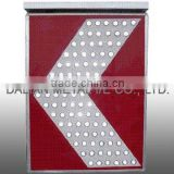 Factory manufacturing solar powered traffic sign with good price