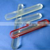 Size:340 x 34(30) x 17mm 320 x 34(30) x 17mm Level Gauge Glass for boiler