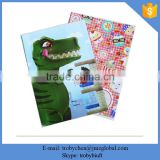PVC stationery b5 book cover