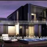 China Alibaba steel structure house ; prefabricated steel structure house ;portable modern container home