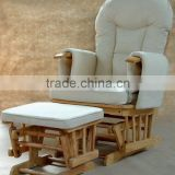 TF05T-1 Natural wooden Baby Reclining Rocking Chair                                                                         Quality Choice