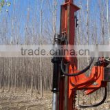 Ground screw machine pile driver                                                                                                         Supplier's Choice