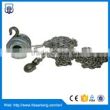 2 ton hoist chain stainless steel chain block