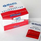 disinfectant wet wipes, Cleaning Use and Household Type restaurant individually wrapped wet wipes