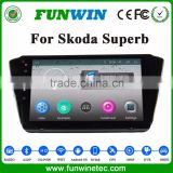Funwin Android 4.4.2 Car Stereo 2 Din Car Navigation System For Skoda Superb Radio Gps 1080p
