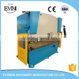 WE67K-125/4000 CNC hydraulic sheet metal folding machines