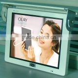 19 inch to 45 inch lcd bus advertising player with USB networking,lcd bus video led advertising