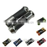 Motorbike Rubber aluminum motorcycle Grips Scooter Hand Grips suit for 7/8'' 22mm handle bar handlebars