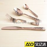 gold plated flatware sets , gold flatware sets , gold plated flatware wholesale