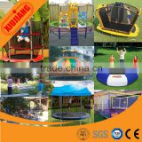 China best bouncy cheap inflatable water trampoline for adult playing in sea