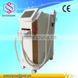 Professional E Light IPL+ RF For Hair Acne Removal Removal & Skin Care Vascular Lesions Removal