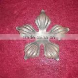 Wrought Iron Wall Decor Leaves